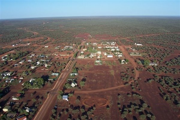 General - Aerial Photo of Townsite